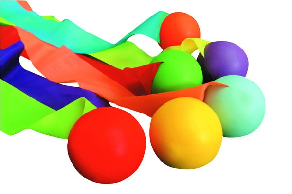 COMETA TAIL BAL BALL 7 cm. SET 6 (22116)