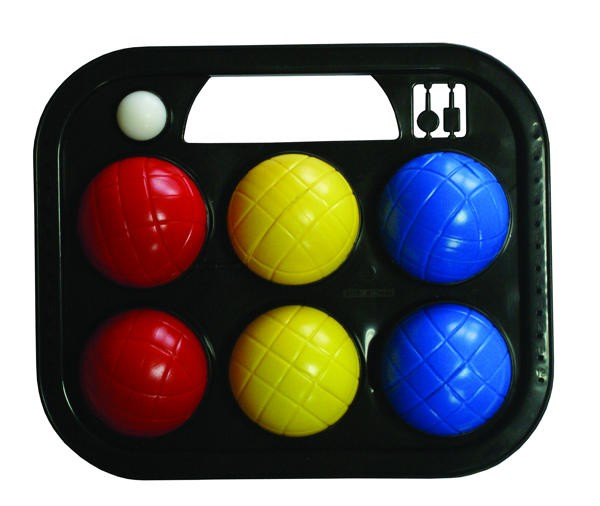 PETANCA PVC BALL SET 6 Stk.
