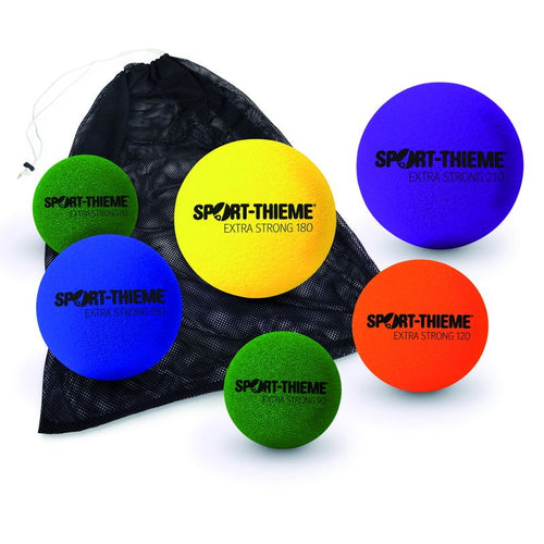 SET PELOTAS FOAM EXTRA STRONG