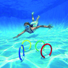 Laden Sie das Bild in den Galerie-Viewer DIVING RINGS hoch