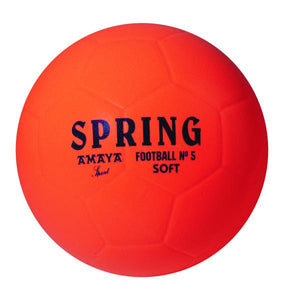 SOCCER SPRING SOFT BALL