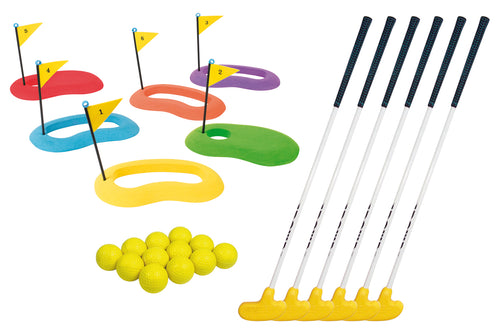 SET PRIMEROS PASOS GOLF