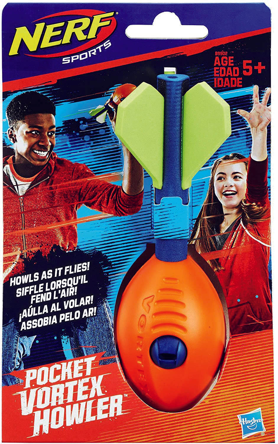 NERF MINI VORTEX