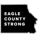 EAGLE COUNTY STRONG // Sticker