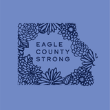 EAGLE COUNTY STRONG // Womens Flower Tank