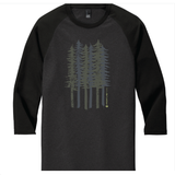 FRONTLINE FUND // In the Pines Baseball tee