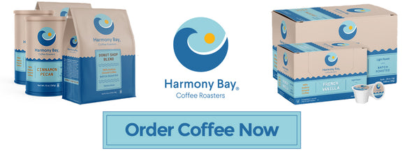 Harmony Bay Coffee - Order Coffee Now