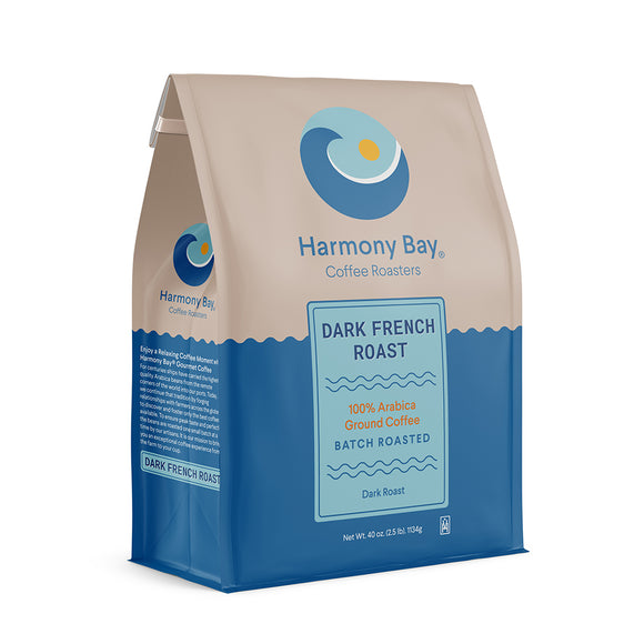 Dark French Roast 40oz Bag
