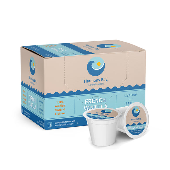 French Vanilla Single Serve Cups