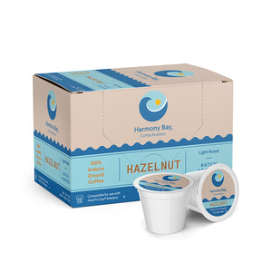 Hazelnut Single Serve Cups