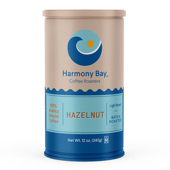 Hazelnut 12oz Can