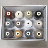Signature 40 Wt. 12 Spool Cotton Thread Set