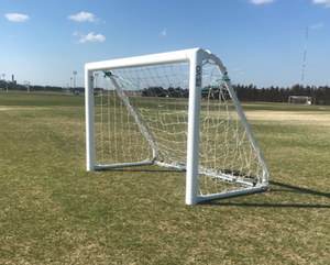 Pevo Channel Soccer Goal