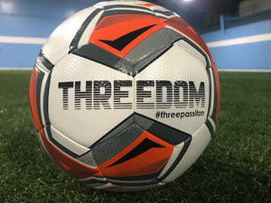 Threedom Match Soccer Ball