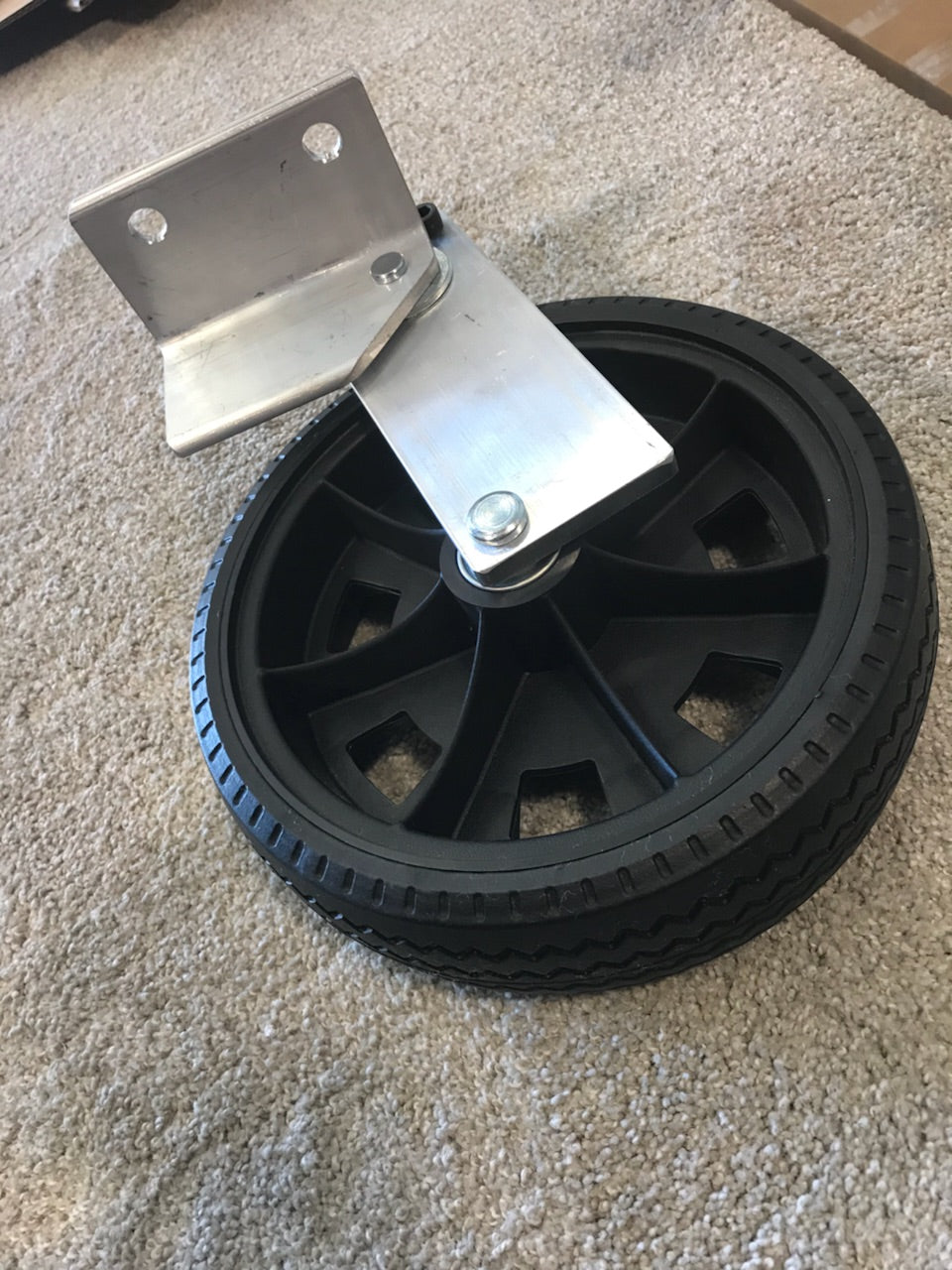 Permanent Wheel Kit
