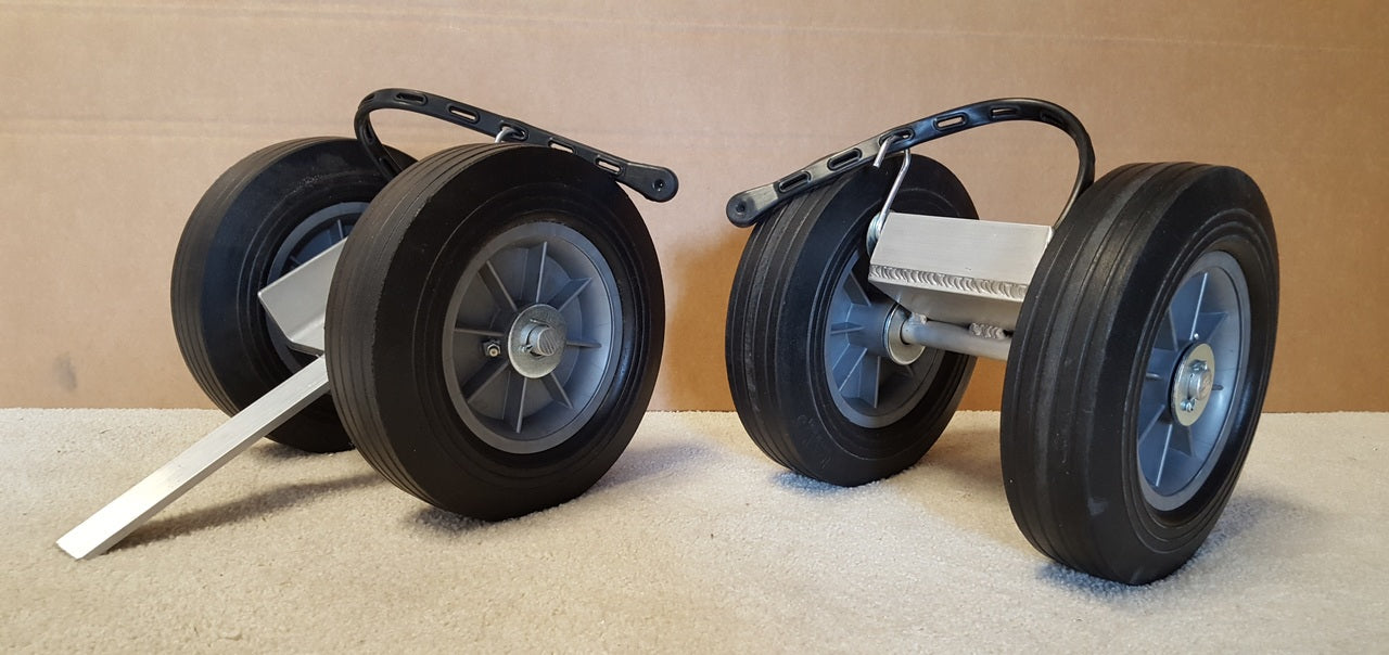 Removable Wheel Kit