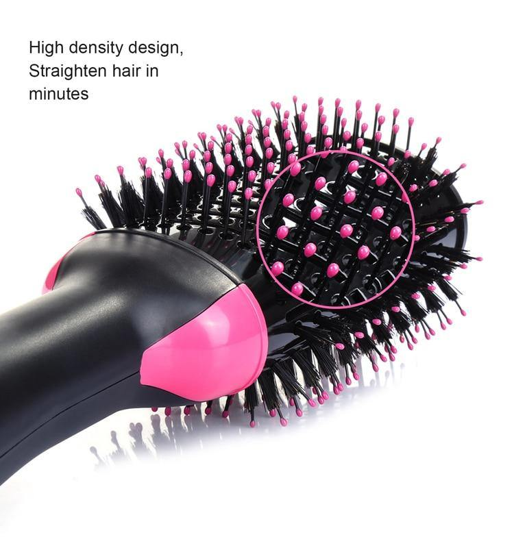 One Step Hair Dryer And Comb - ReflexCart