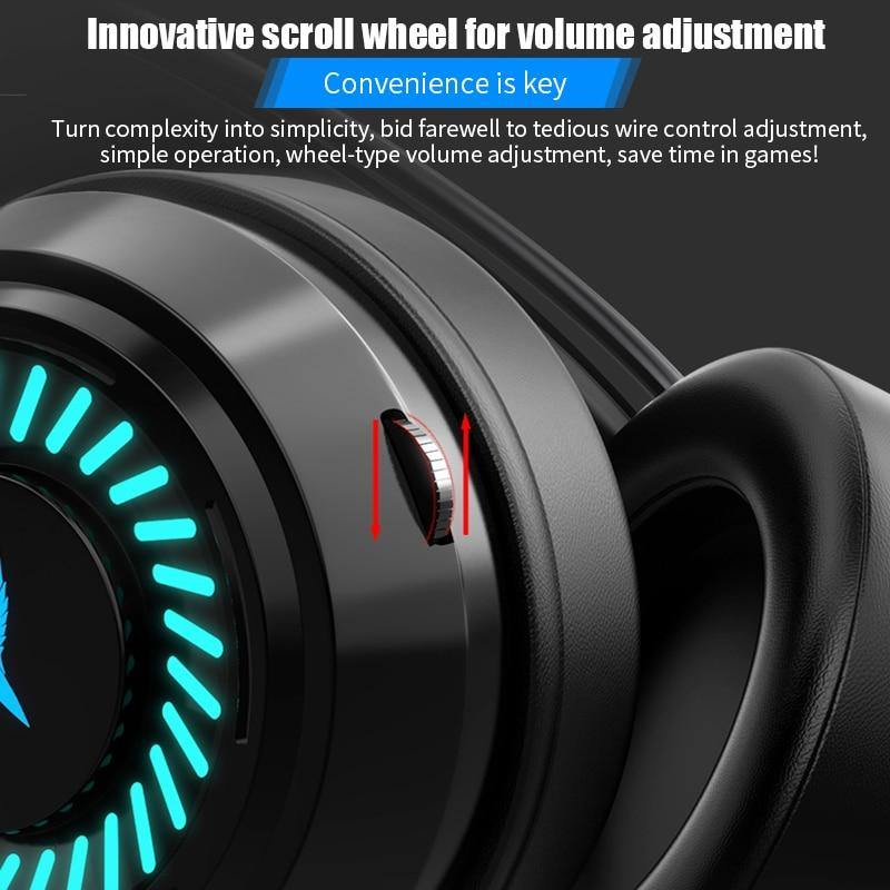 3D Stereo Gaming Headset