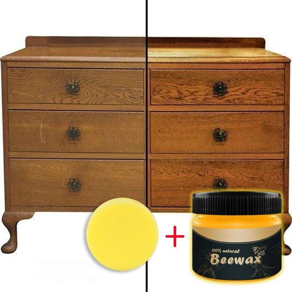 Natural Wood Seasoning Beewax - ReflexCart