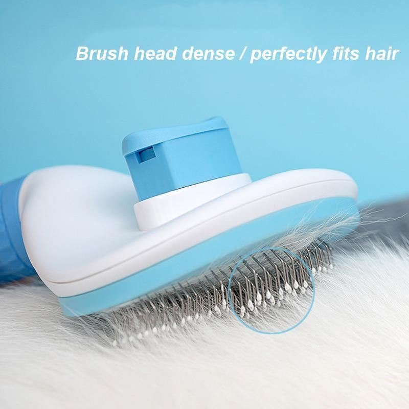 Automatic Hair Brush Trimmer
