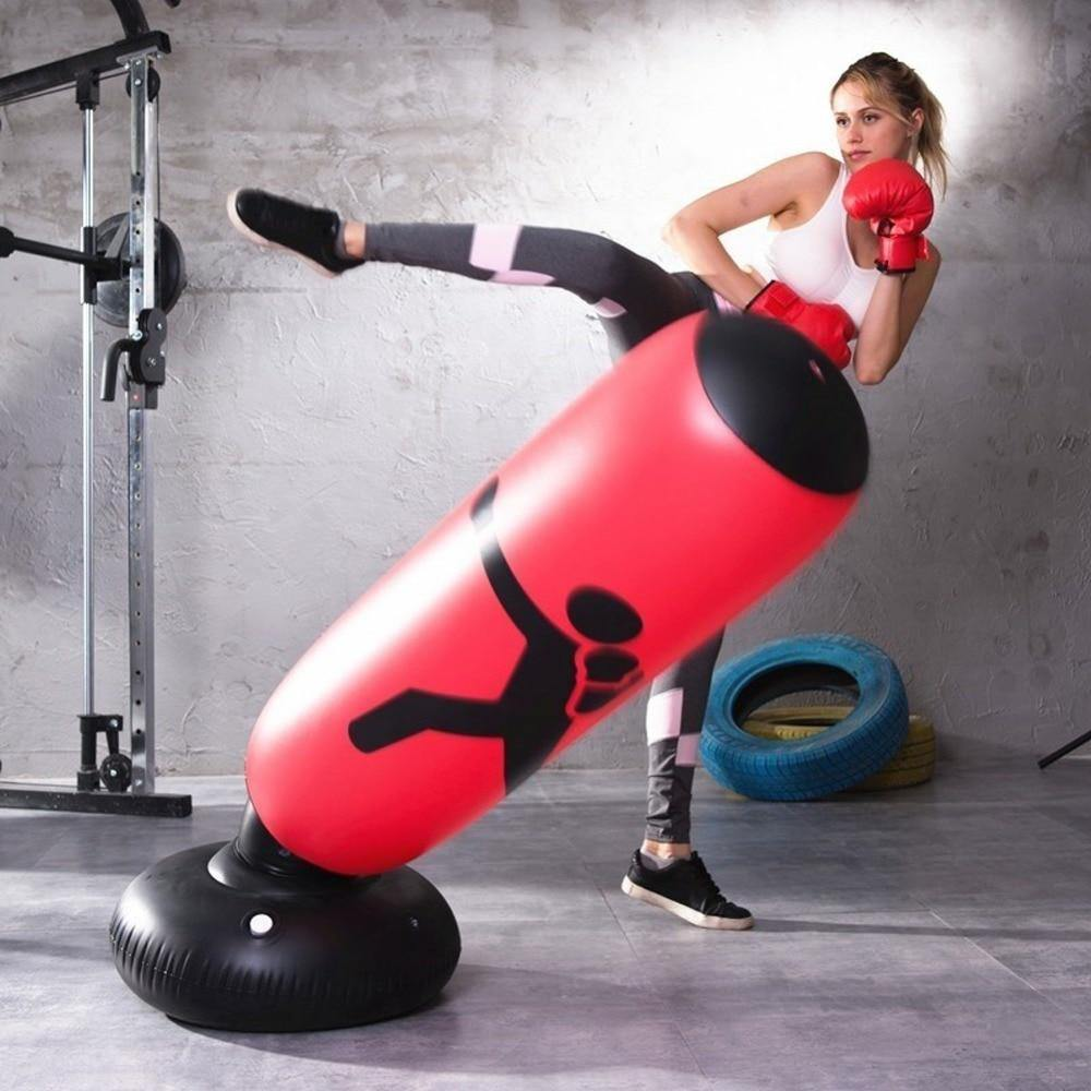 Inflatable Stress Punching Bag - ReflexCart