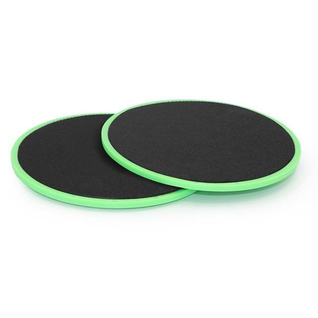 Fitness Sliding Exercise Disc Pads - ReflexCart