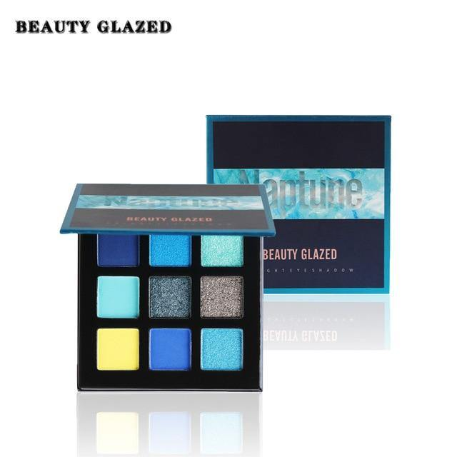 9 Colors Eyeshadow Makeup Pallet