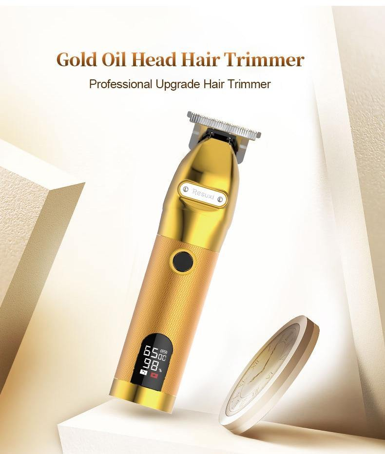 USB Rechargeable Ceramic Trimmer