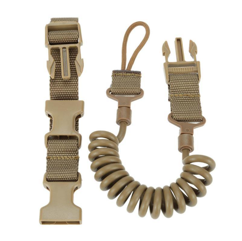 Multi-functional Tactical Lanyard