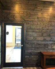 Accent Wall - deschutes river base