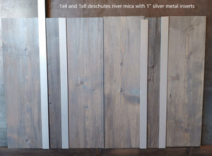 deschutes river blend PLANKS - 20sf per box (mix of gray, brown and black)