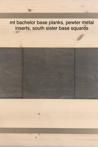 Solid Wood Square Tiles-12 sf per box (12 tiles per box)