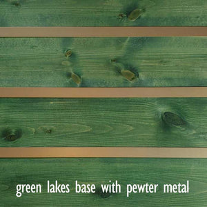 green lakes blend PLANKS- 20sf per box (green)