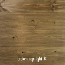 Load image into Gallery viewer, broken top blend PLANKS - 20sf per box (brown)