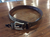 N2450444 Nocona Belt Co Tan Leather Western Belt