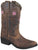 3771 Smoky Mountain Boots Girl's ROSETTE Boot