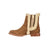64008 Lucchese Women's Tan Shearling Garden Boot