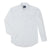 71105WH Wrangler Men's Sport Western WHITE Snap Shirt