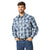 75204PP Wrangler Men's Sport Western Snap Shirt - Long Sleeve (Multiple Colors)