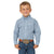BG0086A Wrangler Boys Classic Long Sleeve Shirt