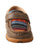 ICA0004 Twisted X Infant Driving Moccasins – Bomber/Multi Serape
