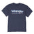 MQ5113B Wrangler® Men's WRANGLER Blue Heather Graphic Tee
