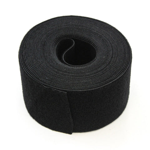 15FT Reusable 2 Inch Roll Hook & Loop Cable Fastening Tape Cord Wraps Straps