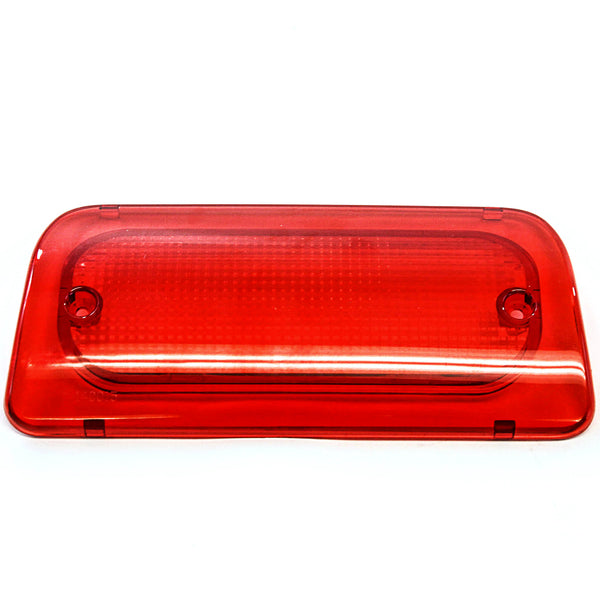 Third Brake Light Lens for 1994-2004 Compatible with Chevy GMC S10 Sonoma Regular Cab or Crew Cab Only Genuine RHA High Mount
