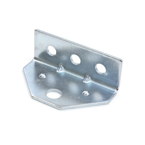 (1) Boat Trailer Top Angle Zinc Swivel Top Angle Bracket for Bunk Bracket