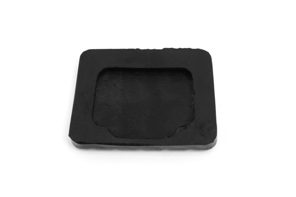 Red Hound Auto Clutch or Brake Pedal Pad Cover Compatible with Nissan/Datsun 200SX 1979-1988, Hardbody Pickup 1986-1994, Pathfinder 1987-1995, Sentra 1982-1990 and More for Manual Transmission