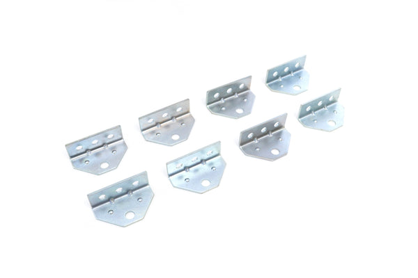 8 Boat Trailer Top Angle Zinc Swivel Top Angle Bracket for Bunk Brackets