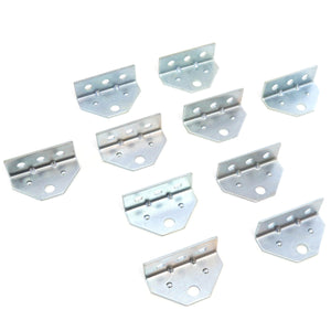 10 Boat Trailer Top Angle Zinc Swivel Top Angle Bracket for Bunk Brackets