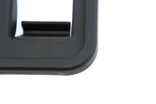 Red Hound Auto Front License Plate Bumper Mounting Bracket Black Compatible with Ford Lincoln (2006-2008 F-150, 2006-2014 Mark LT) Frame Holder Includes Screws