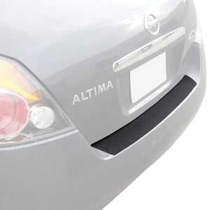 Custom Fit 2007-2012 Compatible with Nissan Altima Rear Bumper Scuff Scratch Protector Kit Protect Paint Protection